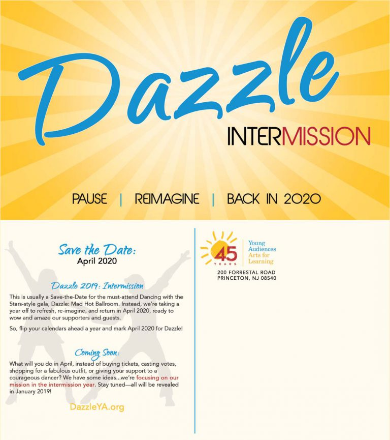 DazzkeInterMISSION Card